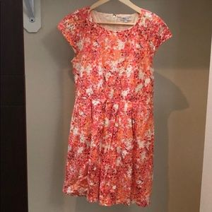 Madewell Lacebloom dress size 10